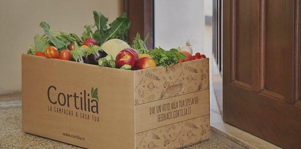 Regala un buono<br/> Cortilia!